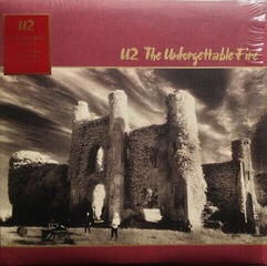U2 The Unforgettable Fire (Vinyl LP)