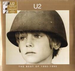 U2 The Best Of 1980-1990 (2 LP) 180 g