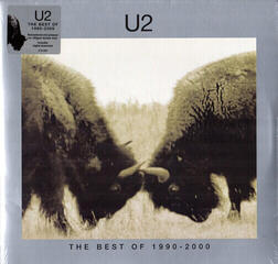 U2 The Best Of 1990-2000 (2 LP)