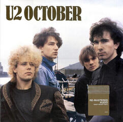 U2 October (Remastered) (Vinyl LP)