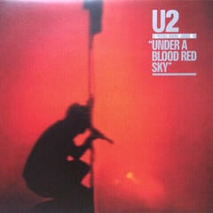 U2 Under A Blood Red Sky (Remastered) (Vinyl LP)