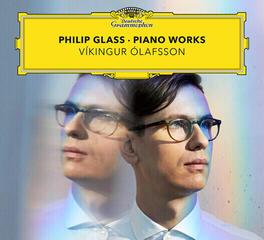 Víkingur Ólafsson Philip Glass: Piano Works (2 LP) (180 Gram) 180 g