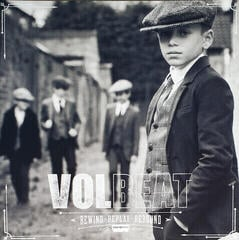 Volbeat Rewind, Replay, Rebound (2 LP)