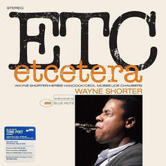 Wayne Shorter Etcetera (LP)