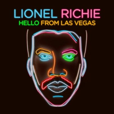 Lionel Richie Hello From Las Vegas (2 LP)