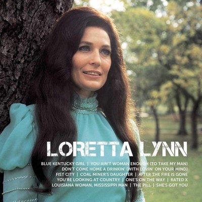 Loretta Lynn Loretta Lynn - Icon (Vinyl LP)