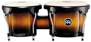 Meinl Headliner Series Wood Bongo Vintage Sunburst