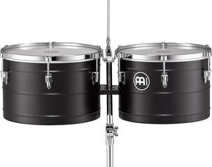 Meinl Marathon Series Turbo Timbales Black