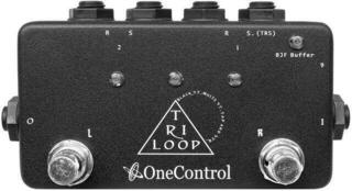 One Control Tri Loop Footswitch