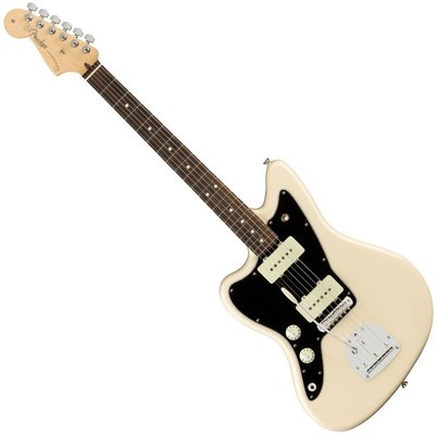 Fender American Pro Jazzmaster RW Olympic White LH