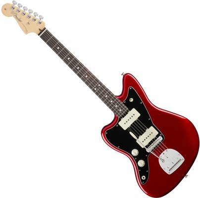 Fender American Pro Jazzmaster RW Candy Apple Red LH