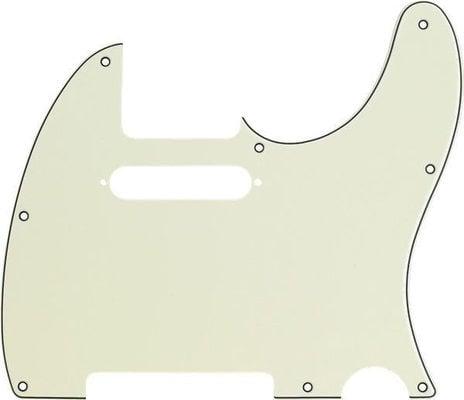 Fender Telecaster 8-Hole Mount Mint Green 3-Ply Pickguard