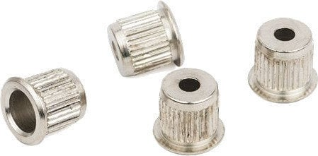 Fender Bass String Ferrules Nickel 4 Pack