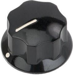 Fender Deluxe Jazz Bass Upper Concentric Knob Black