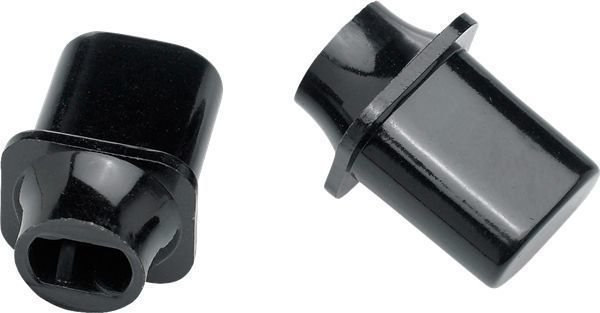 Fender Pure Vintage Telecaster ''Top-Hat'' Switch Tips Black 2 Pack