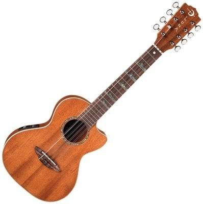 Luna High Tide 8 Ukulele tenorowe Natural