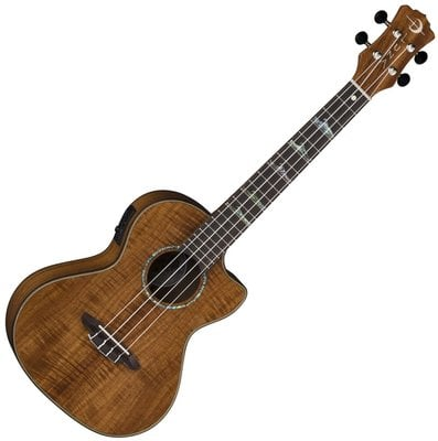 Luna High Tide Tenor A/E Koa