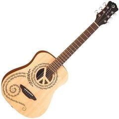 Luna Safari Peace Travel Guitar