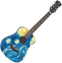 Luna Starry Night Travel Guitar