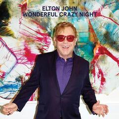 Elton John Wonderful Crazy Night (Vinyl LP)