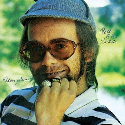 Elton John Rock Of The Westies (Vinyl LP)