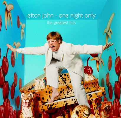 Elton John One Night Only - The Greatest Hits (2 LP)
