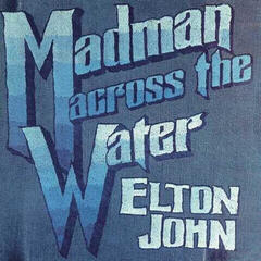 Elton John Madman Across The Water (Vinyl LP)
