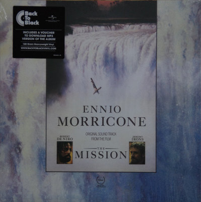 Ennio Morricone The Mission (Vinyl LP)