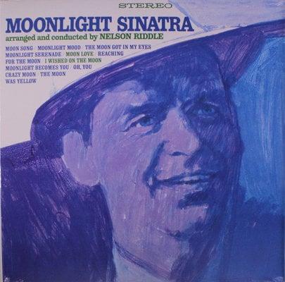 Frank Sinatra Moonlight Sinatra (Vinyl LP)