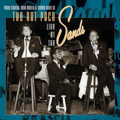 Frank Sinatra The Rat Pack - Live At The Sands (Vinyl LP)
