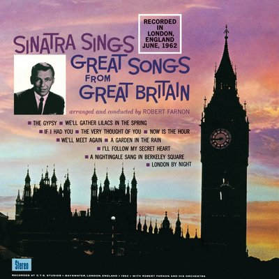 Frank Sinatra Great Songs From Great Britain (Vinyl LP)