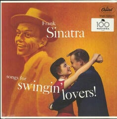 Frank Sinatra Songs For Swingin' Lovers (Vinyl LP)