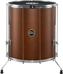 "Meinl Traditional Stand Alone Wood Surdo 22"" X 24"" African Brown"