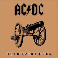 AC/DC For Those About To Rock We Salute You (Reissue) (Vinyl LP)