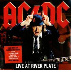 AC/DC Live At River Plate (3 Coloured Vinyl LP)