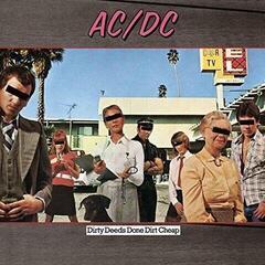 AC/DC Dirty Deeds Done Dirt Cheap (Vinyl LP)