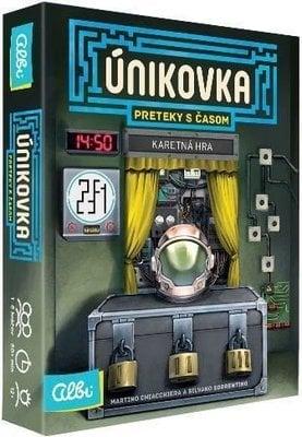 Albi Únikovka - Súboj s časom