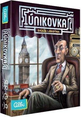 Albi Únikovka -aza Londýna