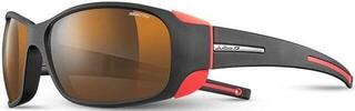 Julbo Montebianco Reactiv Cameleon Black/Orange Neon