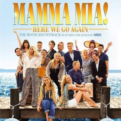 Mamma Mia Here We Go Again (The Movie Soundtrack) (2 LP)