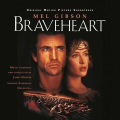 Braveheart Original Motion Picture Soundtrack (James Horner) (2 LP)