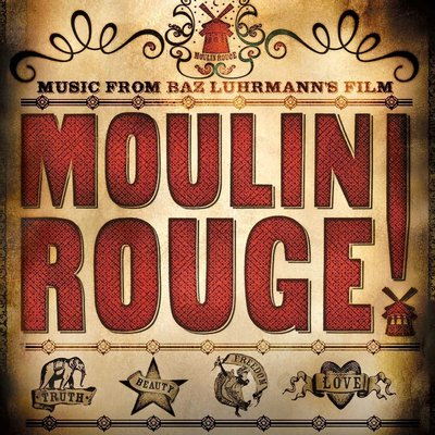 Moulin Rouge Music From Baz Luhrman's Film (2 LP)