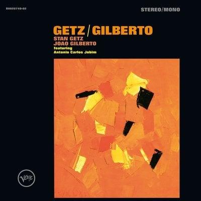 Stan Getz & Joao Gilberto Getz/Gilberto (Vinyl LP)