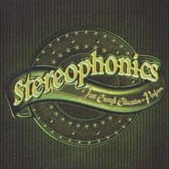 Stereophonics Just Enough Education To (Vinyl LP)