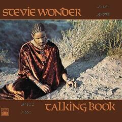 Stevie Wonder Talking Book (LP) 180 g