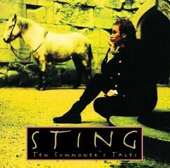 Sting Ten Summoner's Tales (Vinyl LP)