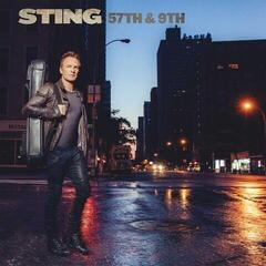 Sting 57th & 9th (Vinyl LP)