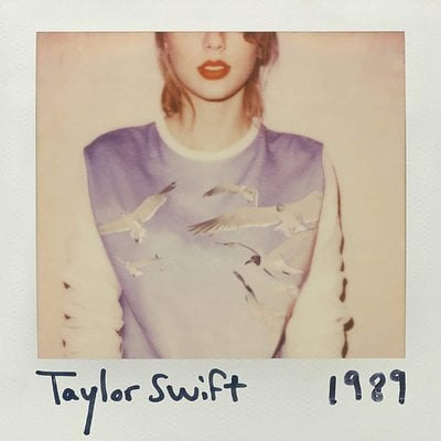 Taylor Swift 1989 (2 LP)