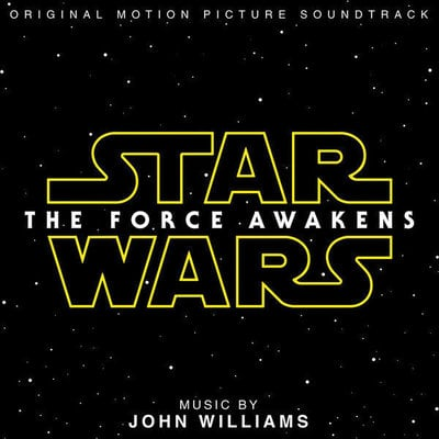 John Williams Star Wars: The Force Awakens (2 LP)