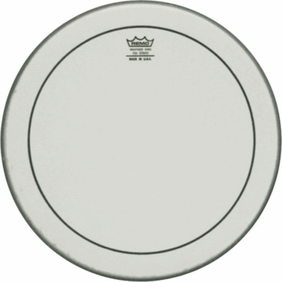 Remo Pinstripe Coated 14''
